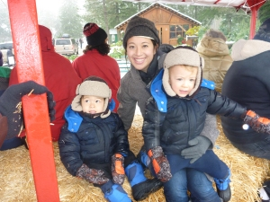 where to get pictures with kids at christmas near seattle
