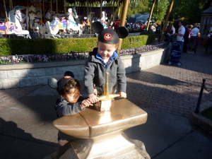 disneyland with two year olds