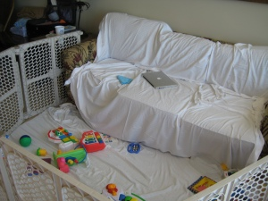 How to Babyproof a hotel room