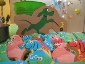 Go dog go themed party