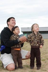 bringing kites to fort flagler camping