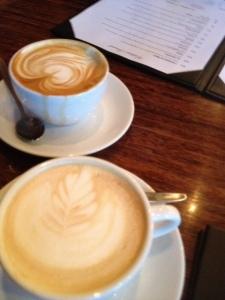 Cafe Medina in Vancouver BC
