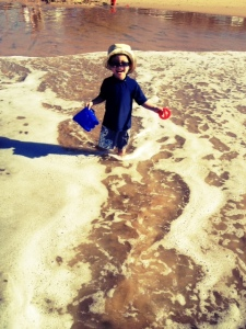Crystal Cove with kids
