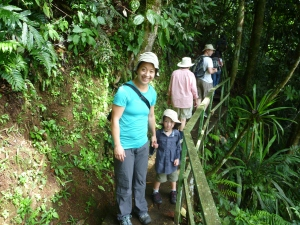 Where does chocolate come from in Costa Rica?