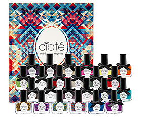advent calendars for adults one with nail polish by ciate