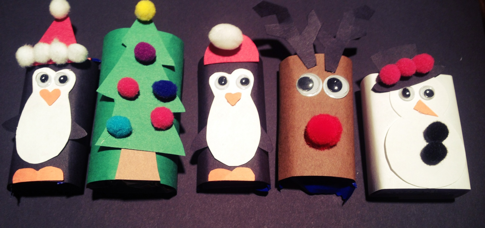 easy christmas gifts for preschool teachers from kids
