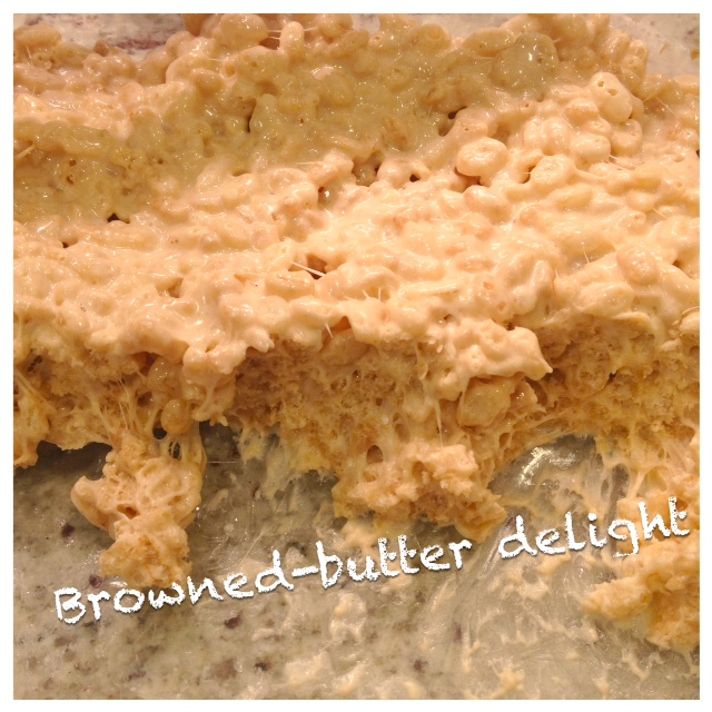Browned-butter delight