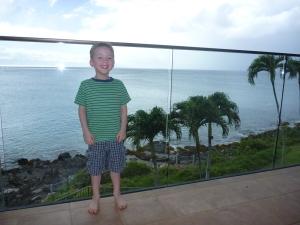Kids at Napili Kai Beach Resort