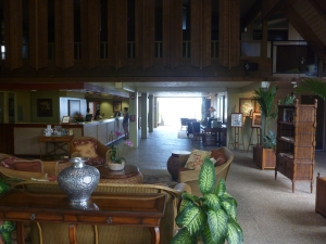 Lobby at Napili Kai Beach Resort