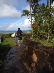 Visiting Napili Kai Beach resort in Maui