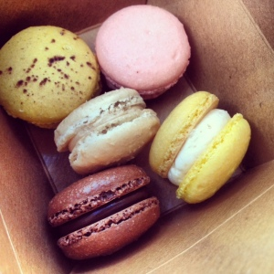 Macarons in Seattle